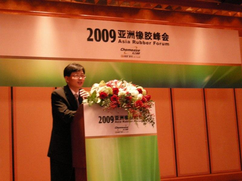 2009亚洲橡胶峰会