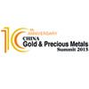 2015第十屆中國黃金與貴金屬峰會